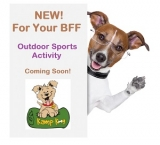 Coming Soon to Kamp K-9: Outdoor Sporting Activity!