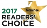 We're Readers' Choice Nominees - Vote for Us!